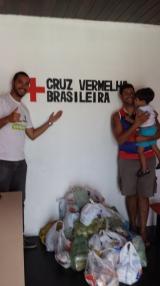Coverama Ceará doa alimentos no combate àseca